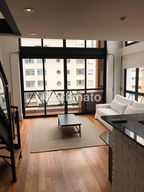 Loft Duplex aluguel Jardim América São Paulo