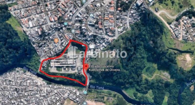 Terreno à venda e para alugar na Estrada Presidente Juscelino Kubitschek de Oliveira Jardim dos Pimentas - 153630-0.jpg
